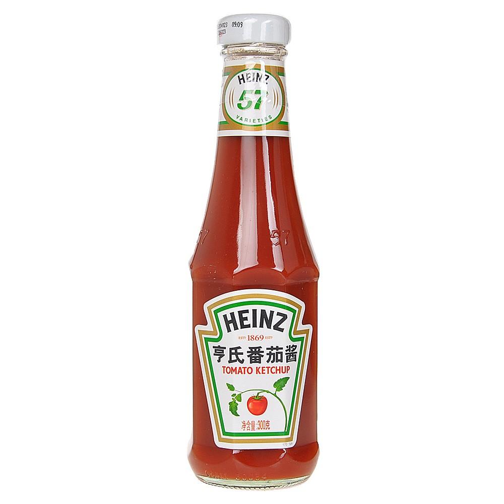 亨氏番茄酱(瓶装) 300g