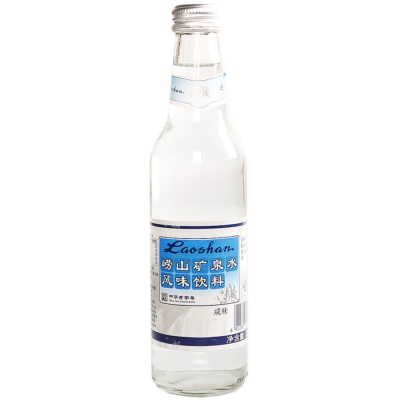 Laoshan Mineral Water Drink (Salty) 330ml