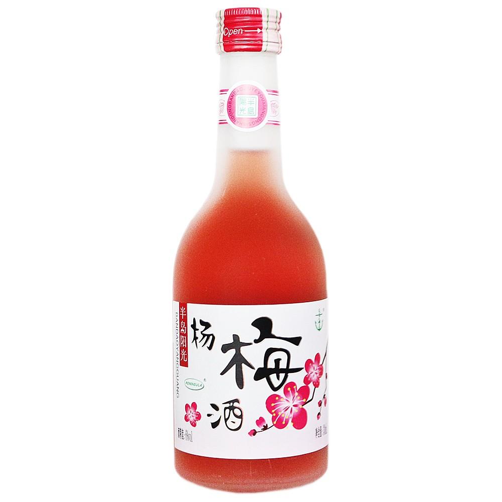 Bandaoyangguang Bayberry Wine 330ml