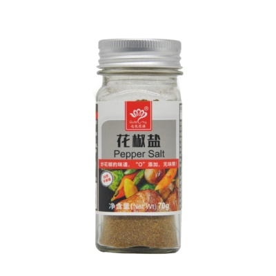 Quteshy Pepper Salt 70g