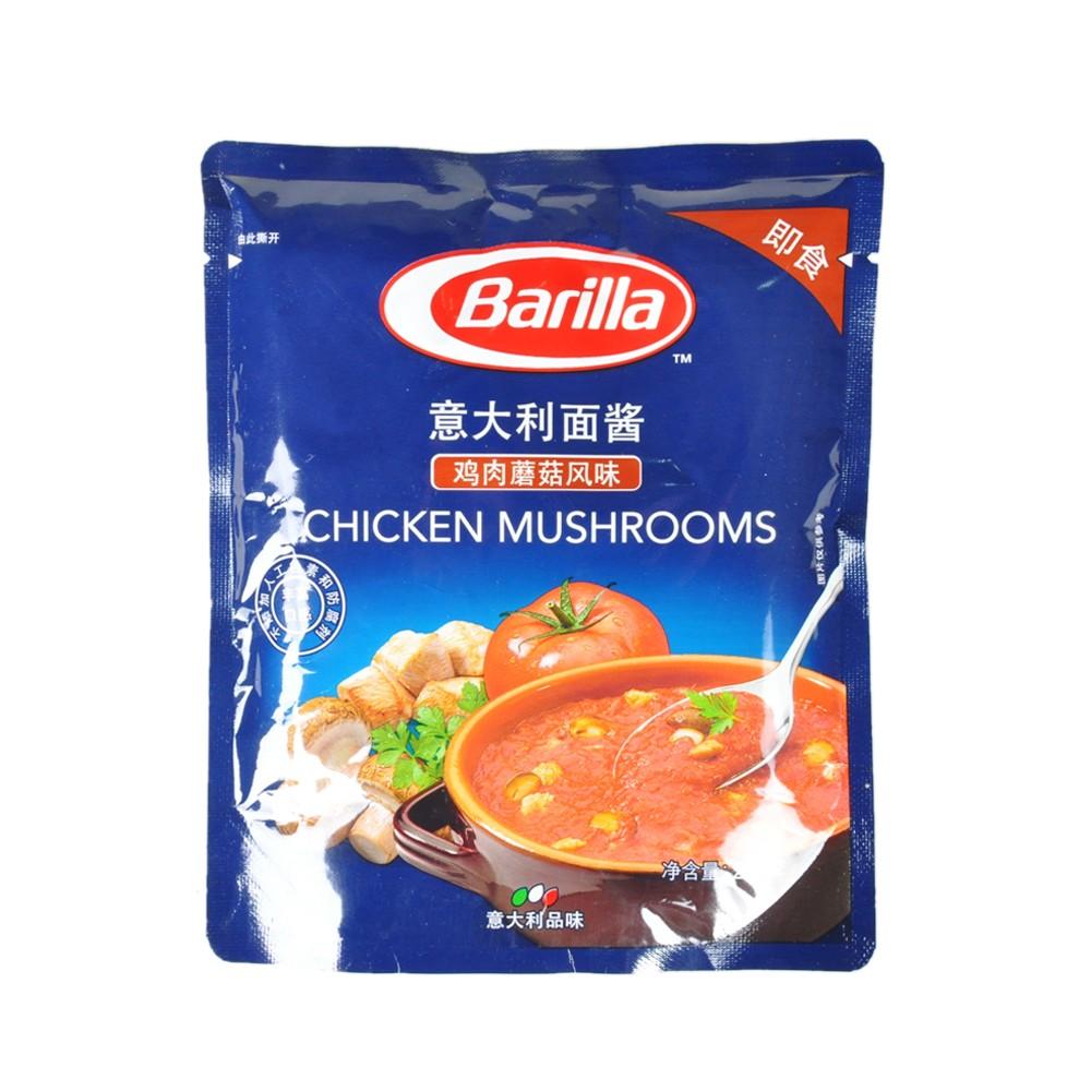 Barilla Chicken Mushroom Pasta Sauce 250g