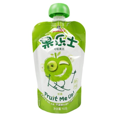 Fruit Me Up Apple Puree 113g