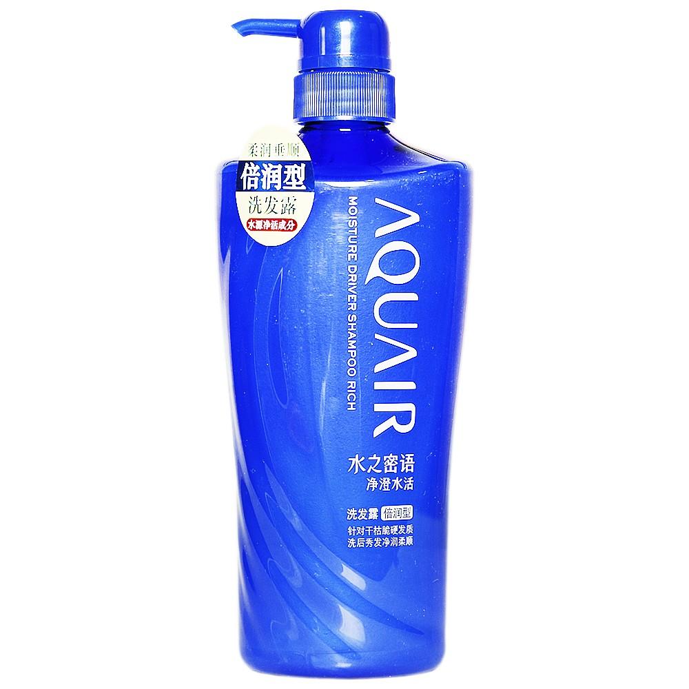 Aquair Moisture Driver Shampoo Rich 600ml