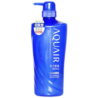 Aquair Moisture Driver Shampoo Rich 600ml