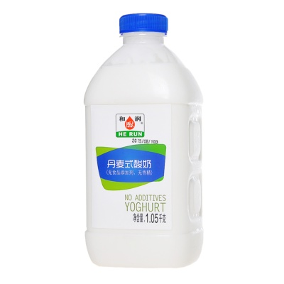 He Run No Additives Yoghurt 1.05kg