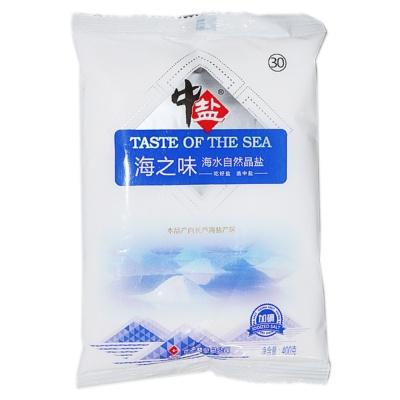 China Salt Taste Of The Sea Salt 400g