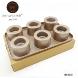 Bowl Maker Non-Stick Double-Sided Cake Mold 303*197*50 - 1