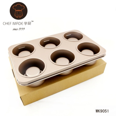 Bowl Maker Non-Stick Double-Sided Cake Mold 303*197*50