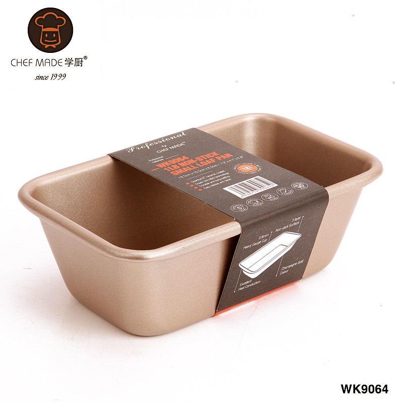 1Lb Non-Stick Small Loaf Pan