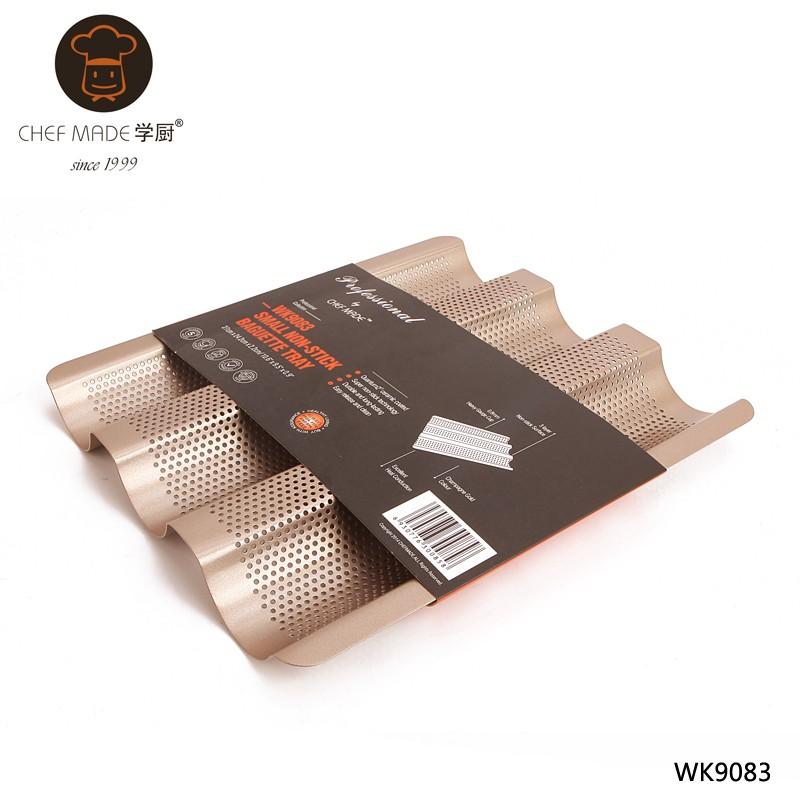 Chef Made Small Non-stick Baguette Tray WK9083