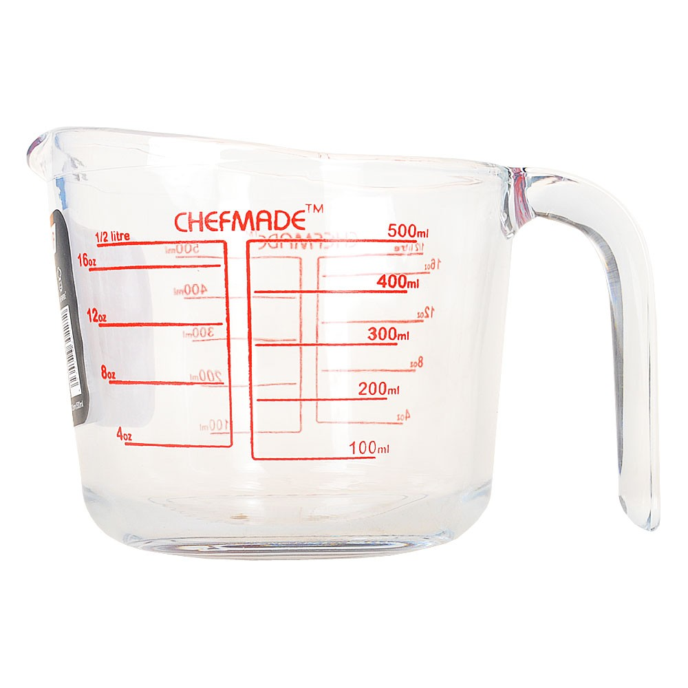 Chefmade Glass Measuring Cup