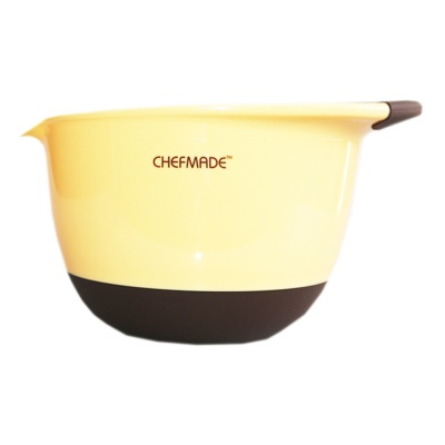 Chef Made Small Plastic Mixing Bowl 1.4L