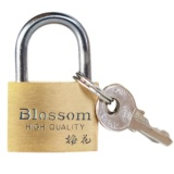 Blossom Copper Lock (25#) - __[GALLERYITEM]__