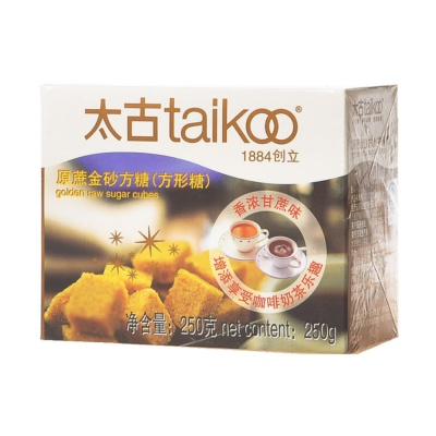 Taikoo Golden Raw Sugar 250g