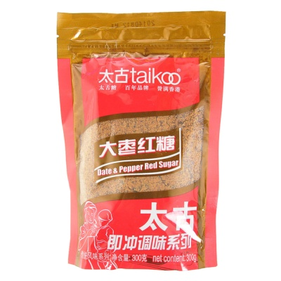 Taikoo Date & Pepper Red Sugar 300g