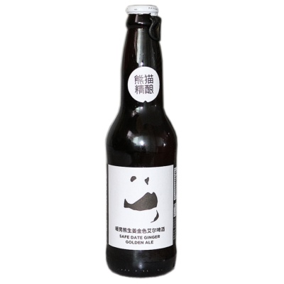 Pandabrew Safe Date Ginger Golded Ale 330ml