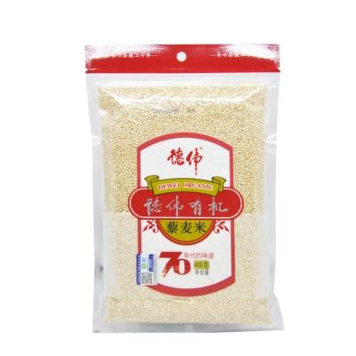 De Wei Organic Ouinoa Buckwheat 400g