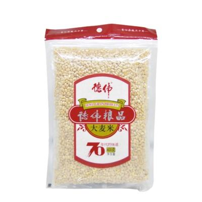 德伟粮品大麦米 400g