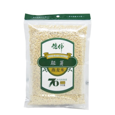 De Wei Grain Products Germ Oat Rice 400g