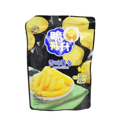 CuiShengSheng Black Pepper Flavor Potato Sticks 100g