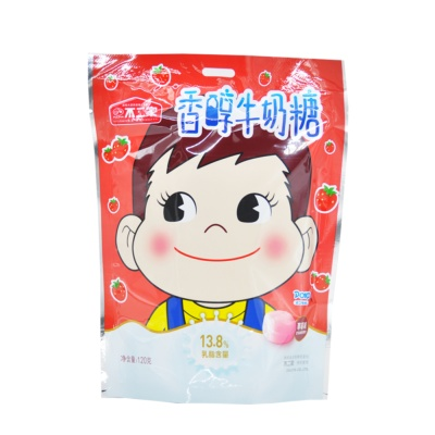 Fujiya Strawberry Milk Candy 120g