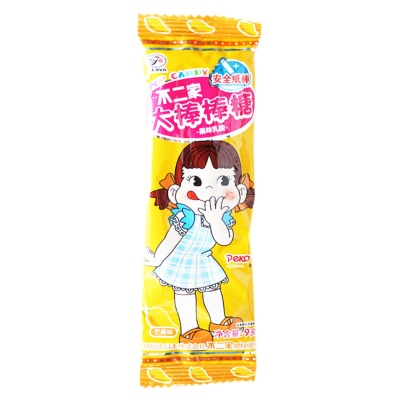 Fujiya Pop Candy (Pineapple Mango Strawberry Green Apple) 9g
