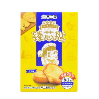 Fujiya Cake With Filling (Cheese Flavor) 100g