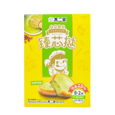 Fujiya Cake With Filling (Mellow&Red Beans Flavor) 100g