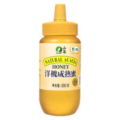 山萃洋槐成熟蜜蜂蜜 500g