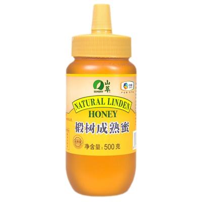 山萃椴树成熟蜜蜂蜜 500g