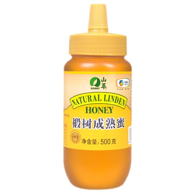 Sundry Natural linden honey 500g