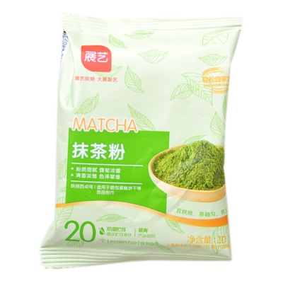 展艺 抹茶粉 20g