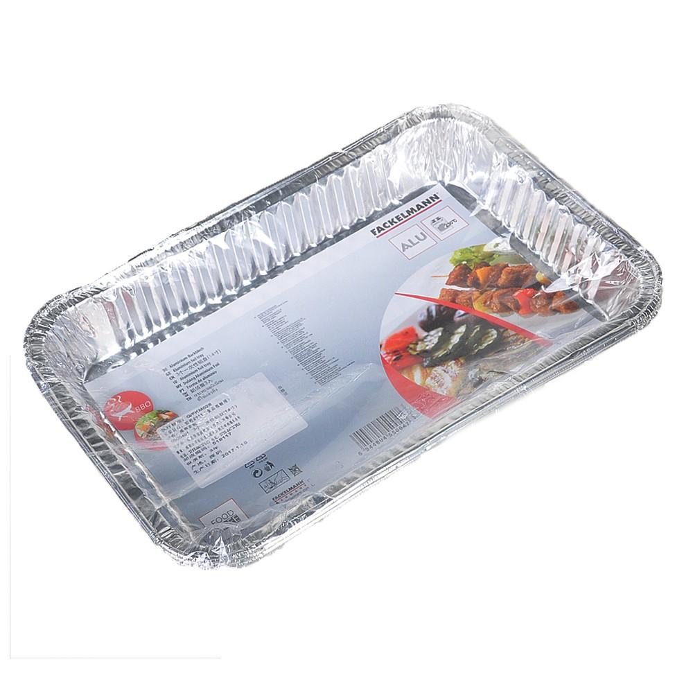 Aluminium Foil Tray (14 inch) 3p