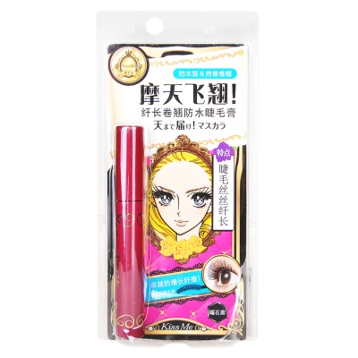 Kissme Long & Curl Mascara 6g