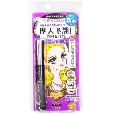 Kissme Volume&Curl Mascara 6g