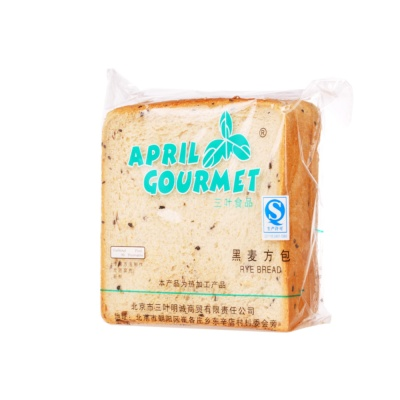 April Gourmet Rye Bread 160g