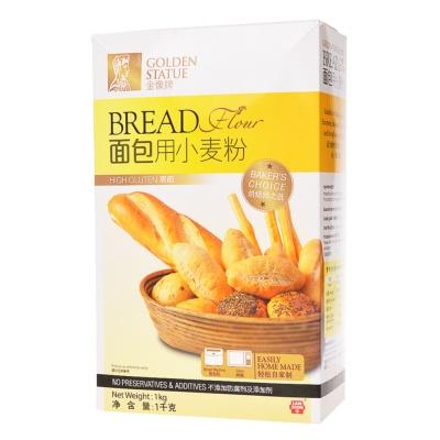 Gloden Statue High GlutenBread Flour 1kg