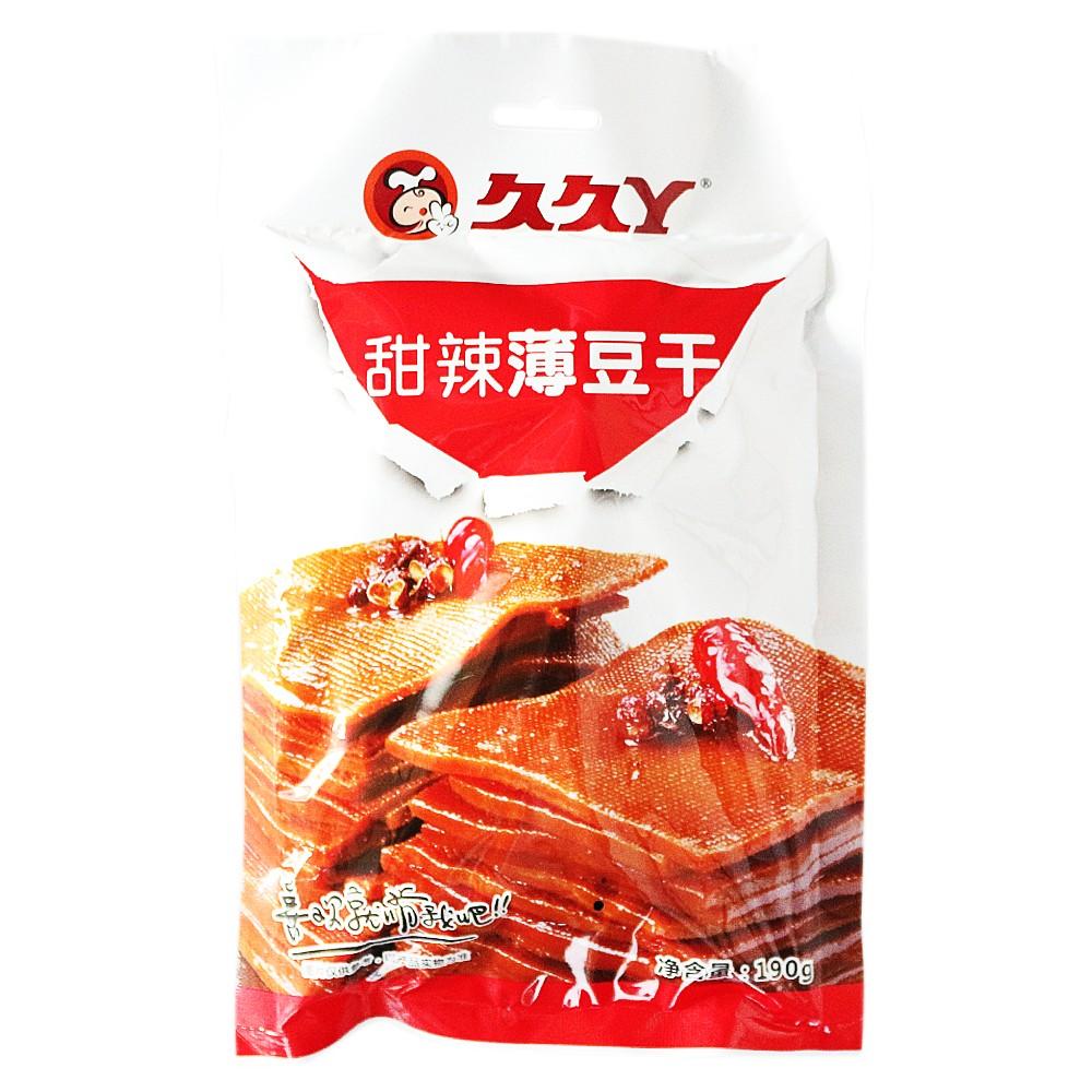 Sweet&Spicy Tofu 190g