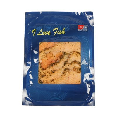 Hollywin Frozen Salmon with Herbs 100g