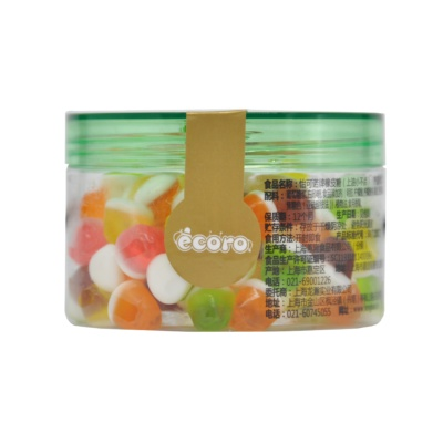 Ecoro Gummy Candy(Small Ball) 120g
