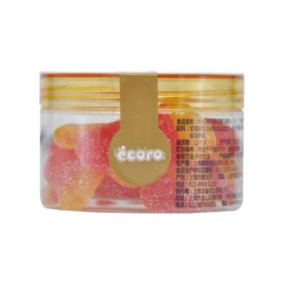 Ecoro Gummy Candy(Sour Heart) 120g