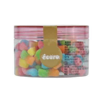 Ecoro Gummy Candy(Sour Worm) 120g