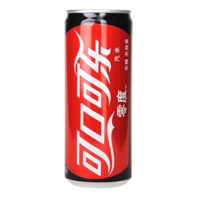 零度可乐-听装 330ml