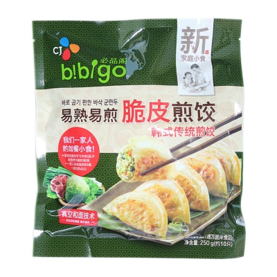 Bibigo Korean Traditional Fried Dumplings 250g