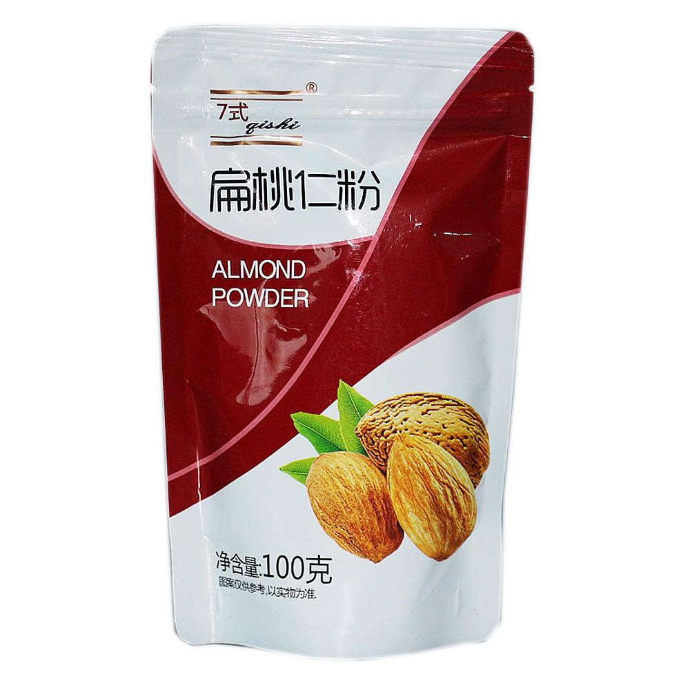 七式扁桃仁粉(进口原料) 50g