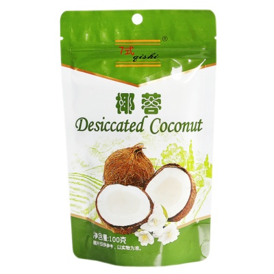 Qishi Desiccated Coconut 100g