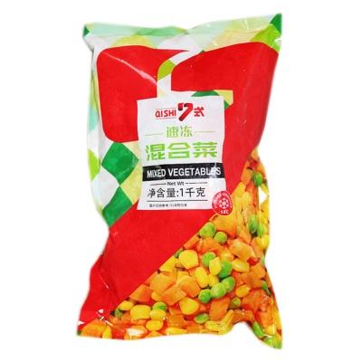 7式速冻混合蔬菜 1kg