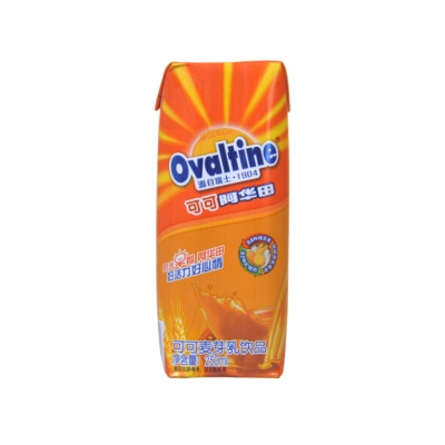 Ovaltine Cocoa Malt Milk Drink 250ml