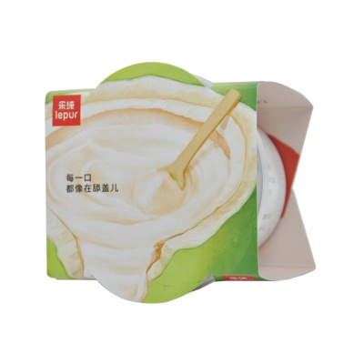 Lepur Lepur Coconut Greek Yogurt 135g