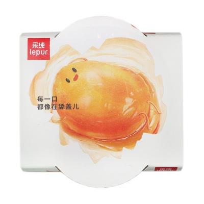 乐纯希腊式风味发酵乳-咸蛋黄 135g